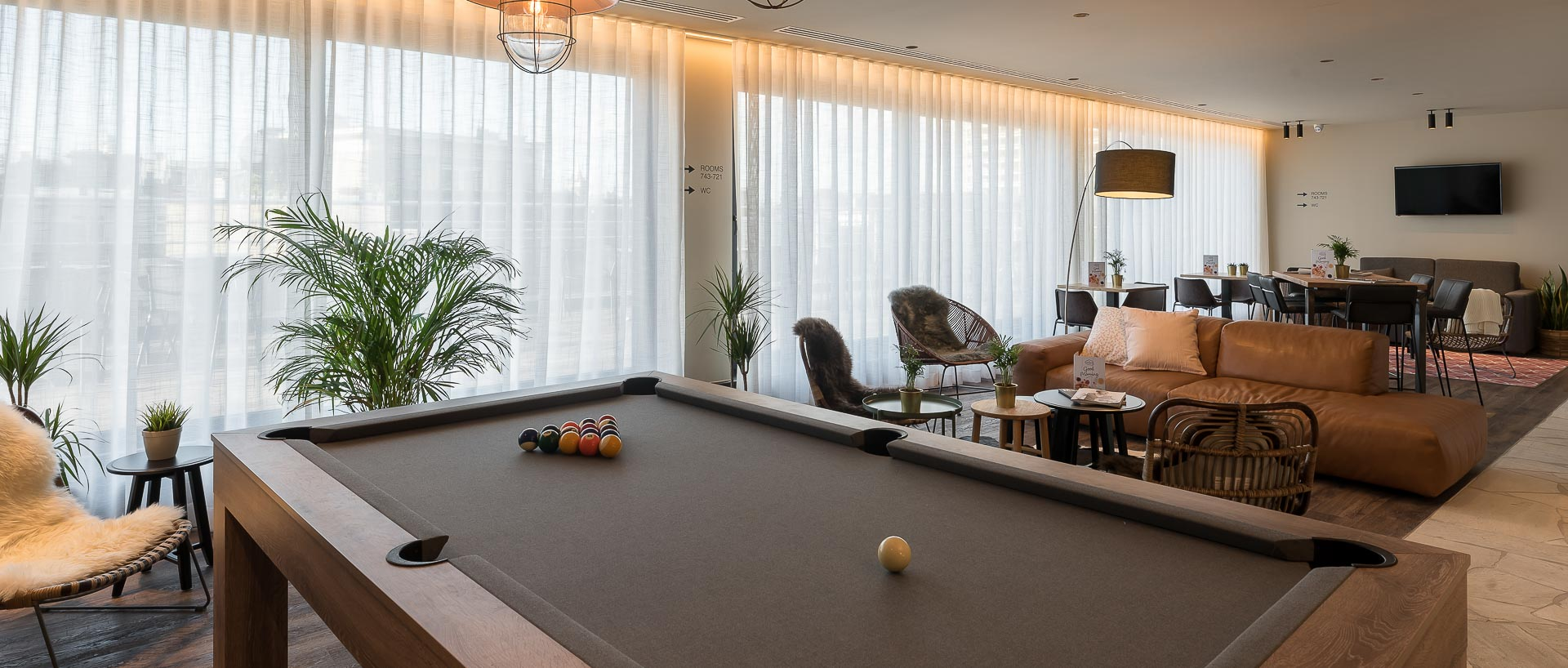 Pool table PREMIER SUITES PLUS Antwerp