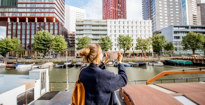 Staycation in Rotterdam?